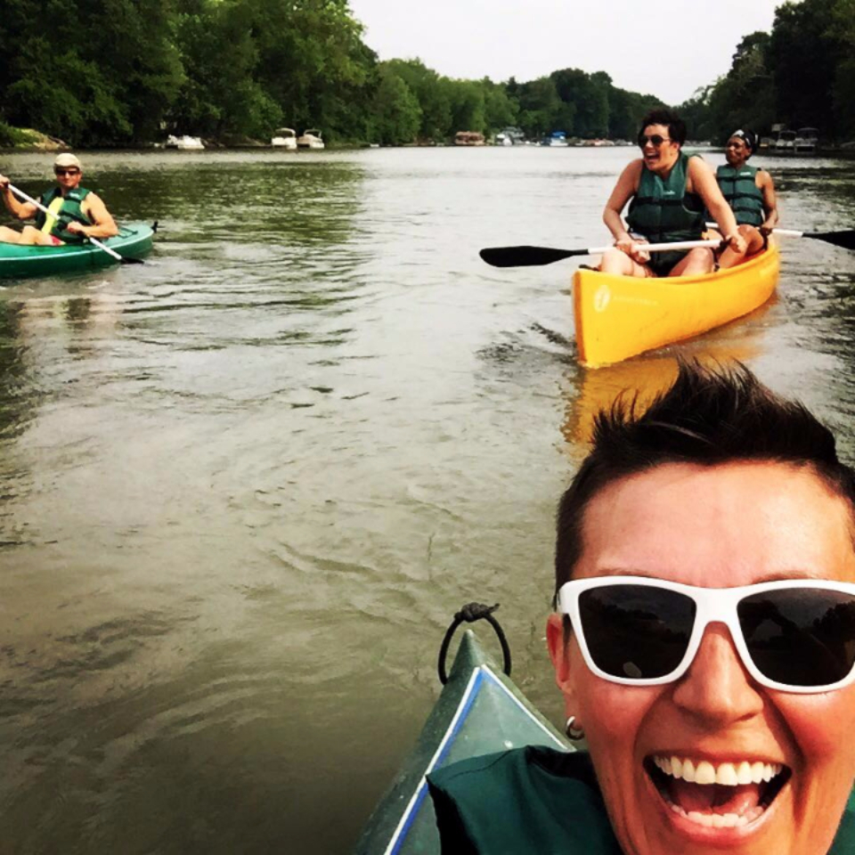 Paddle the White River