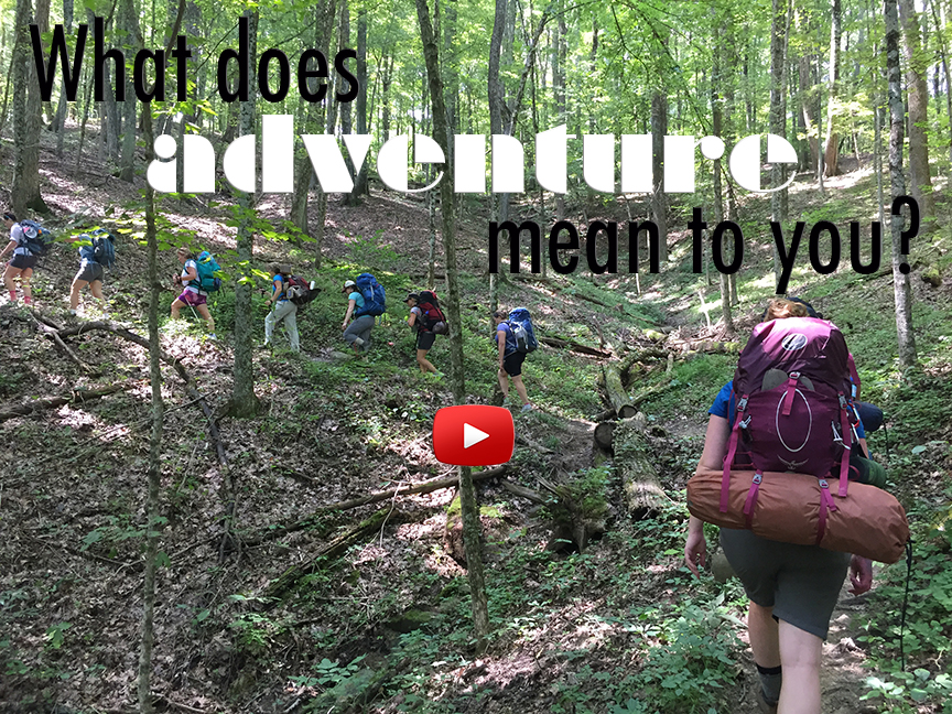 DNK Presents � What does adventure mean to you?