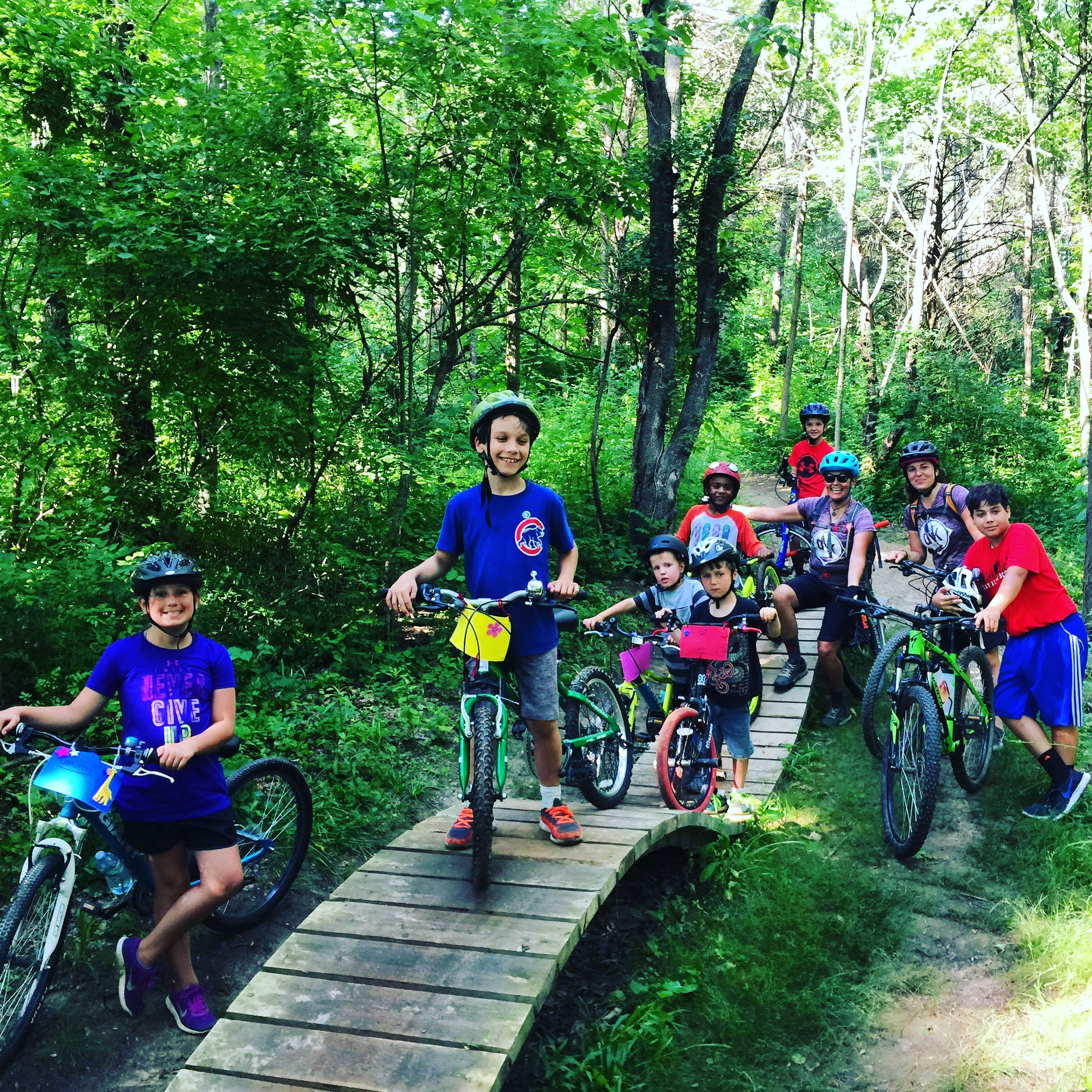 Youth Mountain Bike Clinic DNK Presents Brown County State Park