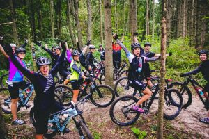 Trek Women DNK Presents, dnk presents, private group adventures, corporate team building adventures, adventures,