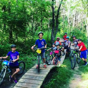 Youth mountain bike clinic, dnk presents, corporate retreats, adventure retreats,