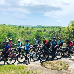 dnk presents, women's mountain bike camp, mountain bike,