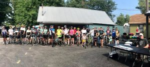 Rock Steady Fundraiser Bike Ride