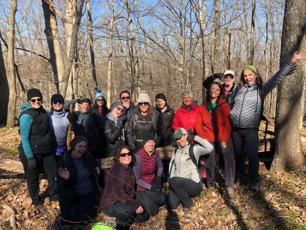 Wild Women's Hike, DNK Presents