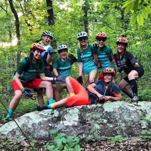 women's empowerment, dnk presents, women's mountain bike clinic,