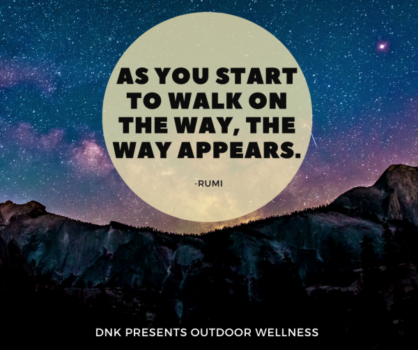 DNK Presents Outdoor Wellness Soulful Trail