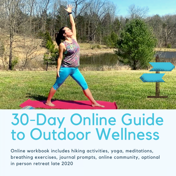 30-day Online Guide to Outdoor Wellness, DNK Presents, Soulful Trail