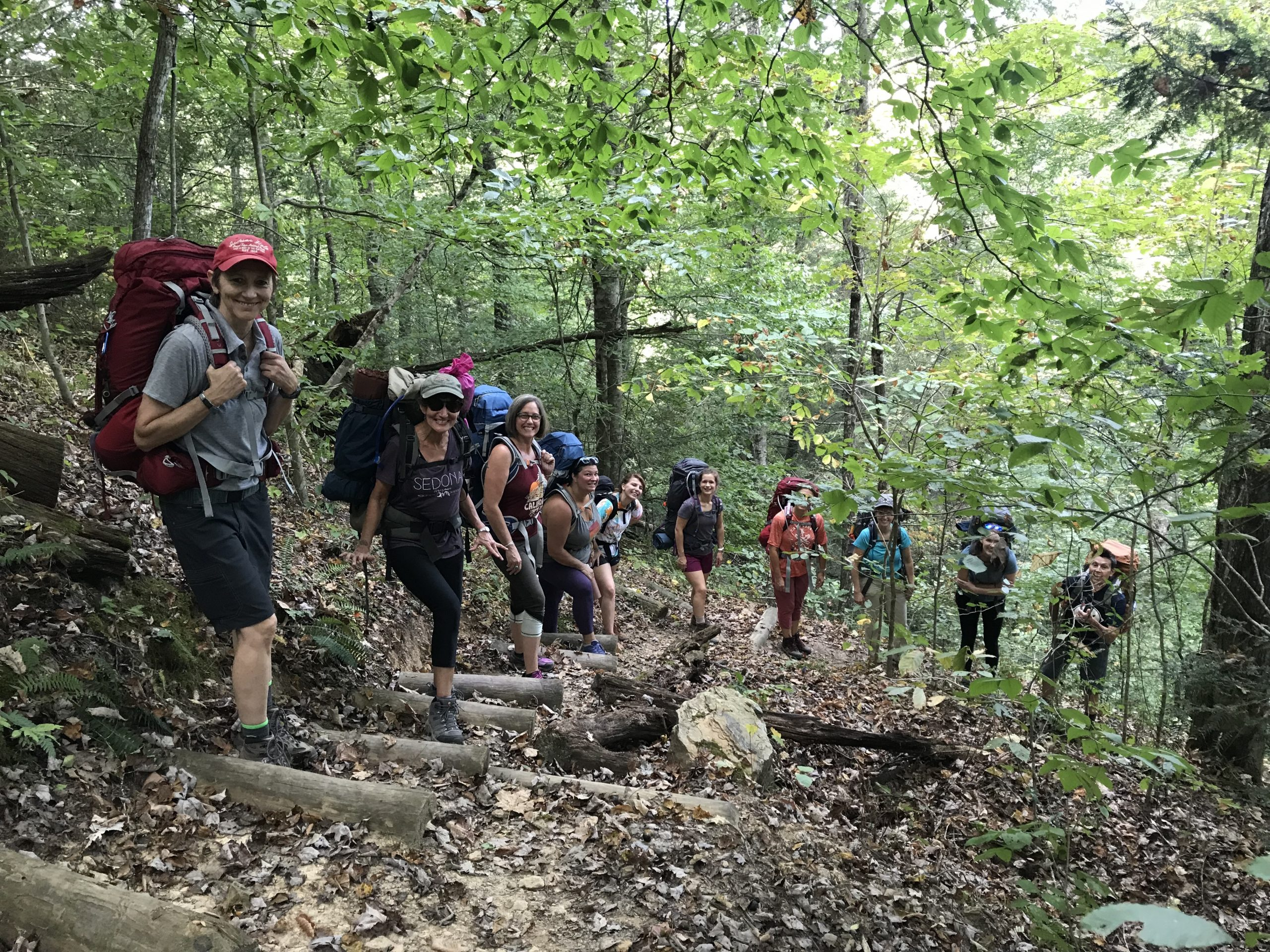 Women's Backpacking DNK Presents